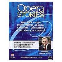 Charlton Heston - Opera Stories Vol.1