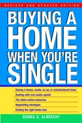 The single person's complete guide to buying your own homeDo you dream of having a home of your own? With nearly half of all new home buyers being single, you're in good company