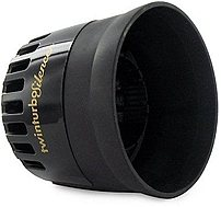 Turbo Power Tts1 Twin Turbo Hair Dryer Silencer