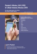 Plunkett's Wireless, Wi-fi, Rfid & Cellular Industry Almanac 2018