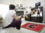 NHL - Calgary Flames 4x6 Rug