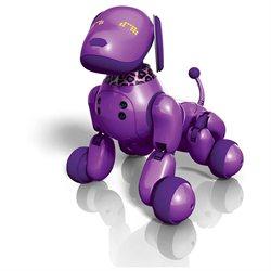 Zoomer Interactive Dog - Purple