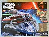 star wars the force awakens millennium falcon !