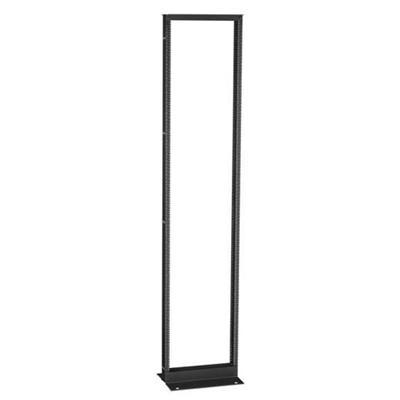 Black Box Rm251a Premier Aluminum Distribution Rack 2-post - Rack - - 51u - 19