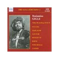 Great Singers - Beniamino Gigli Vol 1