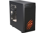 Rosewill WolfAlloy Black Computer Case