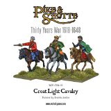 Pike & Shotte - Croat Cavalry - WGP.TYW.33 - Warlord Games