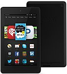 P The Kindle Fire HD KNDFRHD16W6IN Tablet PC is designed with 4 Processors creating a Quad Core total to provide fluid graphics and quick application launches