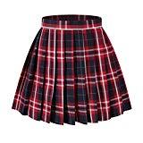 Beautifulfashionlife Girls`s Japan Back to School Uniform Pleated Cosplay Costumes Skirts