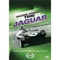 Racing Through Time - Jaguar