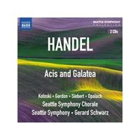 Handel: Acis and Galatea (Music CD)