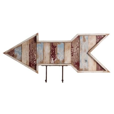Wooden Wall Decor Arrow - 12x28?