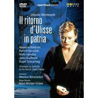Monteverdi: Il Ritorno d'Ulisse in Patria (Music CD)