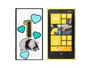 Guinea Pig Love - Snap On Hard Protective Case For Nokia Lumia 920