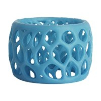 3d Systems 391141 Cube 3 - Glow-in-the-dark Neon Blue - Abs Filament ( 3d ) - For  Cube 3