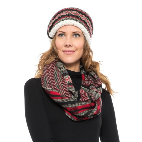 Knit Headband And Infinity Scarf Set (for Women)