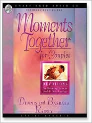 Moments Together for Couples: Devotions for Drawing Near to God & One Another