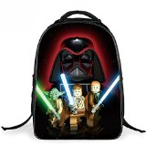 Innovations Boys' Starwars Darth Vader Storm Troopers Backpack Kids School Bag (Star Wars_F5)
