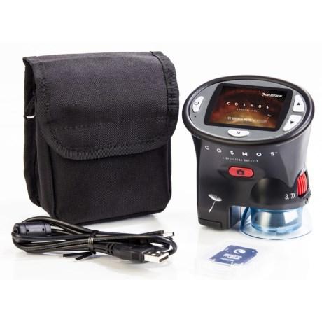 Cosmos Handheld Digital Lcd Microscope - 3 Mp