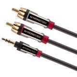 Monster MBL AI 1000 RMINI-7 WW Audio Cable