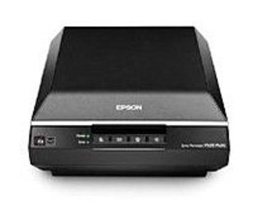 Epson Perfection B11b198011 V600 Photo Color Scanner - Usb 2.0 - 21 Ms/line (monochrome)/21 Ms/line (color) - 6400 X 9600 Dpi