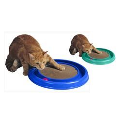 Bergan Turbo Scratcher Cat Toy Assorted Colors