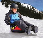 Sportsstuff 30-1702 Swiss Luge Snow Tube