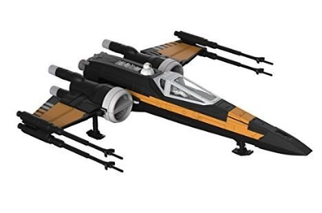 Revell Build and Play Star Wars: The Last Jedi Poe's Boosted X-wing Fighter