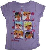 Lalaloopsy Girls T-shirt with Ruching (6X)