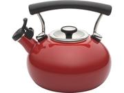 Circulon  54928  Red  2 Quart Teakettle