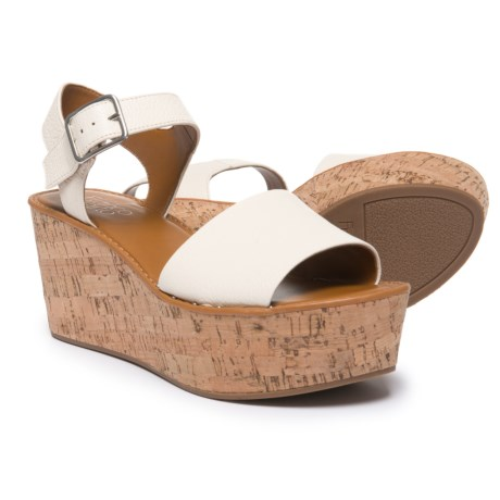 Julius Wedge Sandals - Leather (for Women)