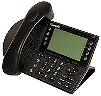 Shoretel Ip 480 10496 8-line Ip Phone With Ethernet Switch - Black