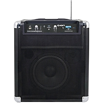 B Huge wireless sound from your smartphone, tablet, computer, and more br  br   b Block Rocker Bluetooth iPA56C is an all in one wireless sound system for smartphones, tablets, microphones, and instruments