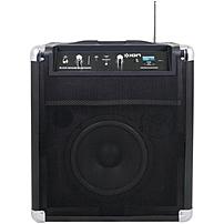 Ion Audio Block Rocker Ipa56c Speaker System - 50 W Rms - Wireless Speaker(s) - Battery Rechargeable - 100 Ft - Bluetooth - Near Field Communication - Usb Ipa56c