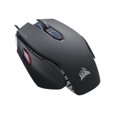 Corsair Memory Ch-9000113-na Gaming M65 Fps - Mouse - Laser - 8 Buttons - Wired - Usb - Gunmetal Black