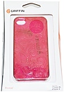 Griffin Motif Iphone Case - Iphone - Honeysuckle Paisley - Glossy - Thermoplastic Polyurethane (tpu) Gb03380