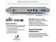 Ubiquiti Usg-pro-4 Unifi Enterprise Security Gateway Pro Router 4-port Gige/sfp