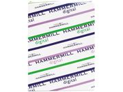 Hammermill Color Copy Paper, 100 Brightness, 28lb, 12 x 18, Photo White, 500 Sheets/Ream