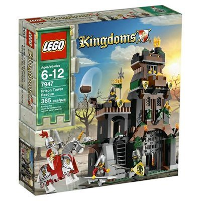 Prison Tower Rescue by LEGO�