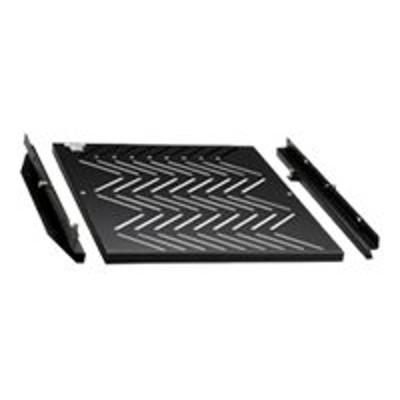 Black Box Rmt921 Action Organizer Vented Quick-release Shelf - Rack Shelf