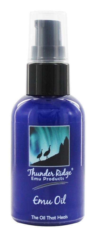 Emu Oil Thunder Ridge Emu Products 2 oz Oil