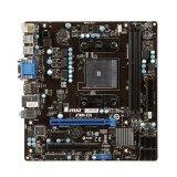 MSI A78M-E35 FM2  / FM2 AMD A78 (Bolton D3) HDMI SATA 6Gb/s USB 3.0 Micro ATX AMD Motherboard