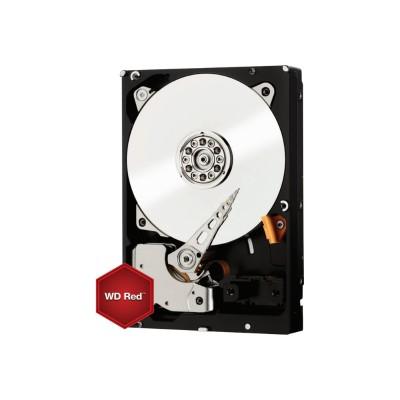Wd Wd6002ffwx Red Pro 6tb 3.5-inch Sata Iii 7200rpm 128mb Cache Nas Internal Hard Drive