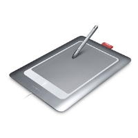 Wacom CTH461 Bamboo Craft Pen & Touch Tablet