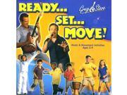 Greg & Steve Productions Gs-019cd Greg & Steve Ready Set Move Cd