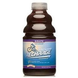 KNUDSEN Grape Recharge Plastc Bottle 16 OZ