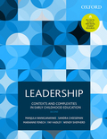 How to be an intentional and active leaderLeadership will provoke and challenge you to think and question the way you look at and engage in leadership matters within your early childhood setting and beyond