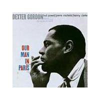 Dexter Gordon - Our Man In Paris (Music CD)