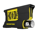 """Brunton Hydrogen Reactor Portable Fuel Cell - Yellow Brand New Includes Lifetime Warranty, The Brunton Hydrogen Reactor is highly technical device that combines hydrogen with oxygen to produce electricity that will power electronic devices like cameras, smartphones, tablets, GPS, water purifiers and game consoles via a standard USB output"