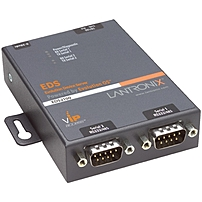 Lantronix 2-port Secure Serial (rs232/ Rs422/ Rs485) To Ethernet Gateway; Embedded Linux Os Support; Sdk; International 110-240 Vac - Secure Ethernet Terminal Server For A Mutiport Rs-232/422/485 Serial Interface; Secure Ethernet For Serial Interface; Con Ed2100002-lnx-01